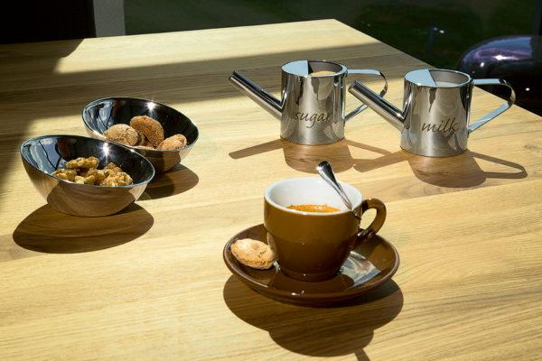 Philippi Giardino Milch & Zucker Kännchen Set