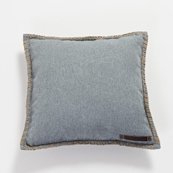 SACKit Kissen Medley CUSHIONit, Small - Dusty Blue