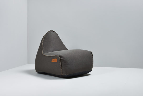 Sackit Sitzsack Canvas Brown