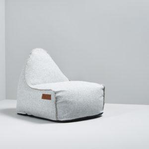 Sackit Sitzsack RETROit Cobana White Outdoor/Indoor / Bestpreisgarantie auf alle Farben