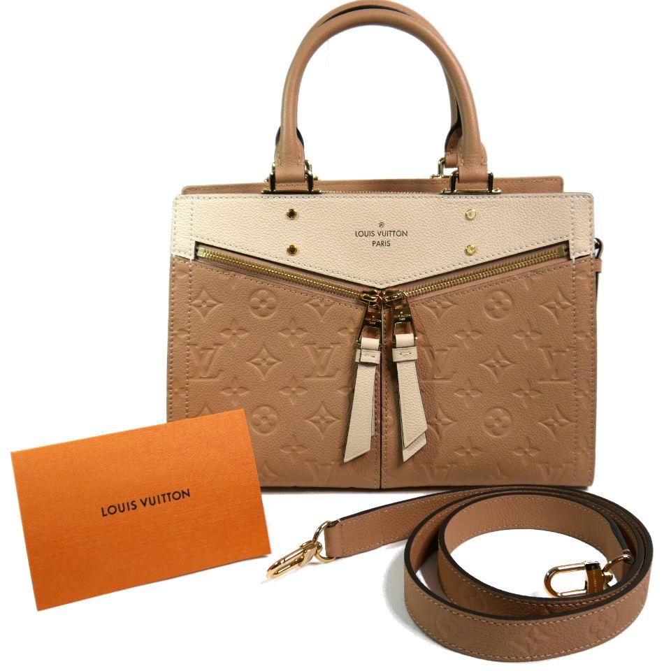 Louis Vuitton Zipped Handbag