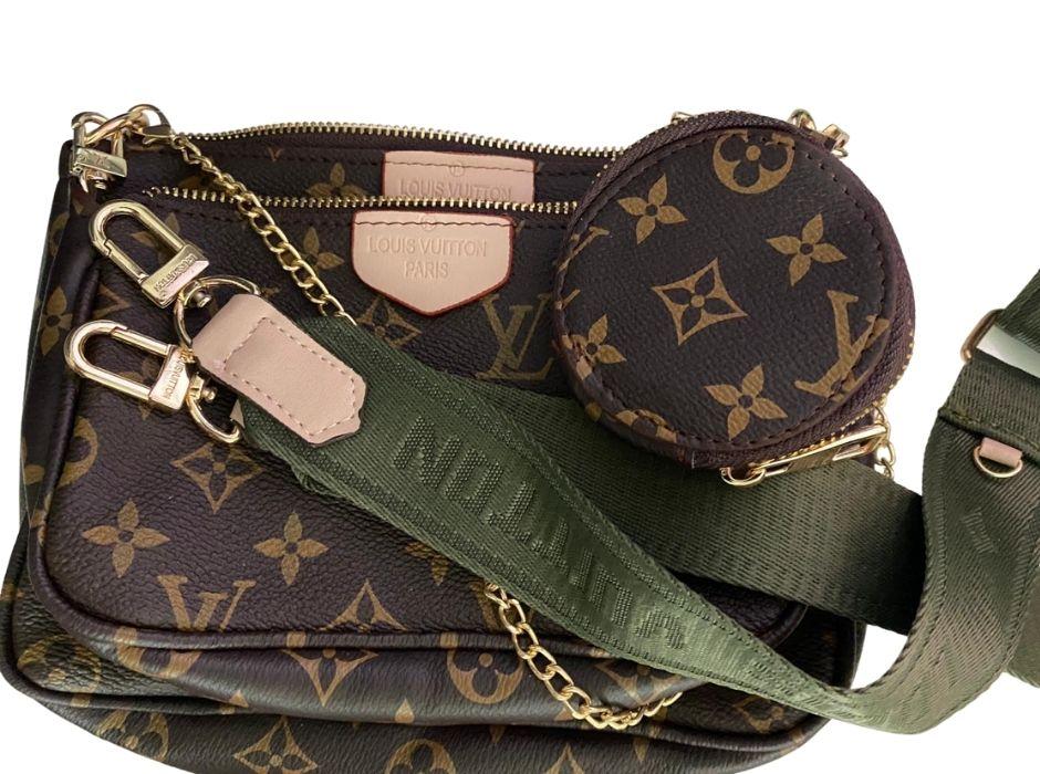 Fake Louis Vuitton Multi Pochette